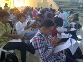 SMA 5 Jambi Difungsikan untuk Ujian SBMPTN