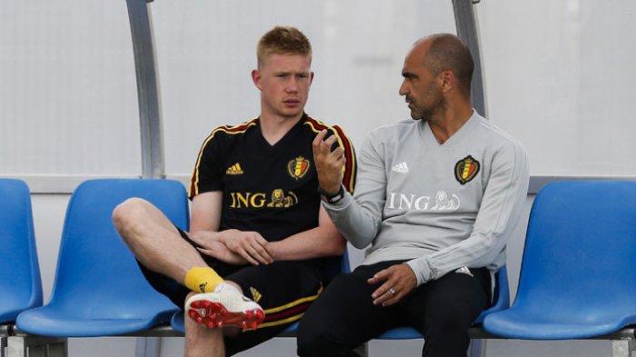 EURO 2020 Sebentar Lagi, Timnas Belgia Akan Tanpa Kevin De Bruyne saat Bertemu Rusia di Laga Perdana