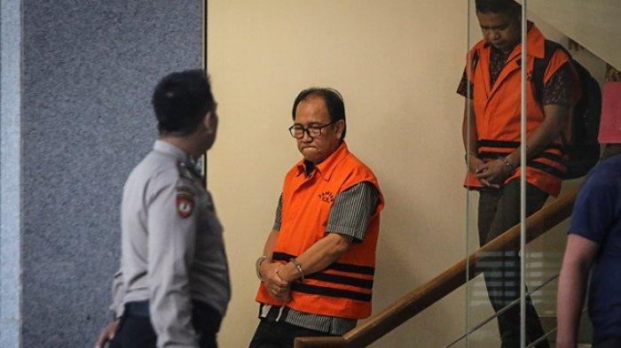 Segera di Sidang, KPK Limpahkan Asiang ke Pengadilan Tipikor Jambi, Tersangka Ketok Palu DPRD