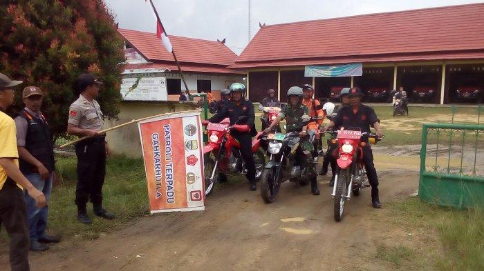 Cegah Karhutla Manggala Agni dan TNI/Polri Patroli Rutin