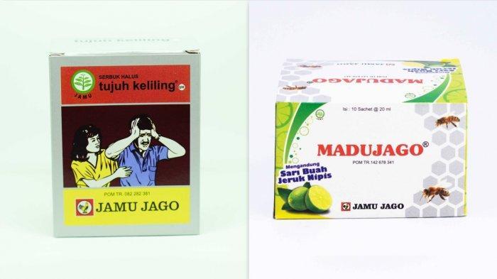 Sejarah Djamoe Djago, Jamu Legendaris Indonesia, Ada yang Ingat Produk Jamu Ini? Lihat Fotonya