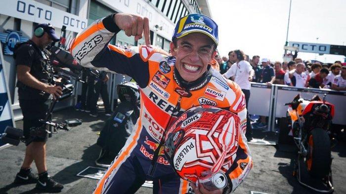 Update Klasemen MotoGP, Posisi Marc Marquez Makin Kokoh, Valentino Rossi Digeser pembalap Ini!