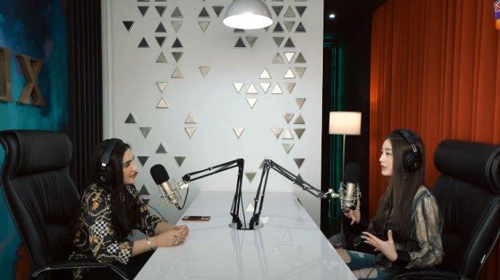 Ashanty Curhat Ke Natasha Wilona Soal Rumah Tangganya dengan Anang Hermansyah