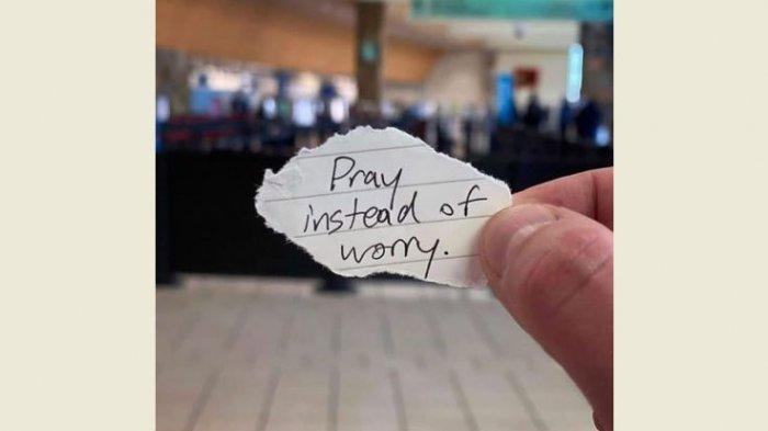 Renungan Harian Kristen - Jangan Lupa Untuk Memberitakan Kabar Baik
