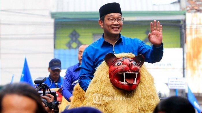 Peluang Ridwan Kamil Jadi Capres 2024, Saingan Jagoan Golkar, PKB, PKS, Demokrat dan PDIP