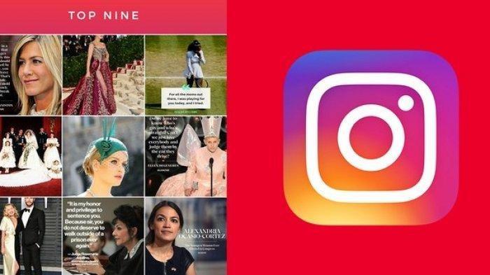 Cara Mudah Bikin Best Nine Instagram, Kolase Foto Pengingat Momen di Tahun 2019