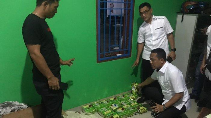 Pria di Tebo Ini Coba Kelabui Polisi dengan Simpan Sabu dalam Kardus Kotak Ikan Teri