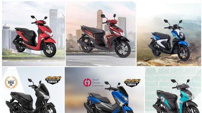 Daftar Harga Motor Yamaha Tahun Baru 2020, dari Matic Hingga CBU Harga Rp 800 Jutaan