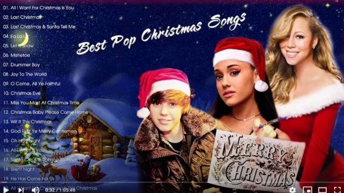 Download lagu natal populer