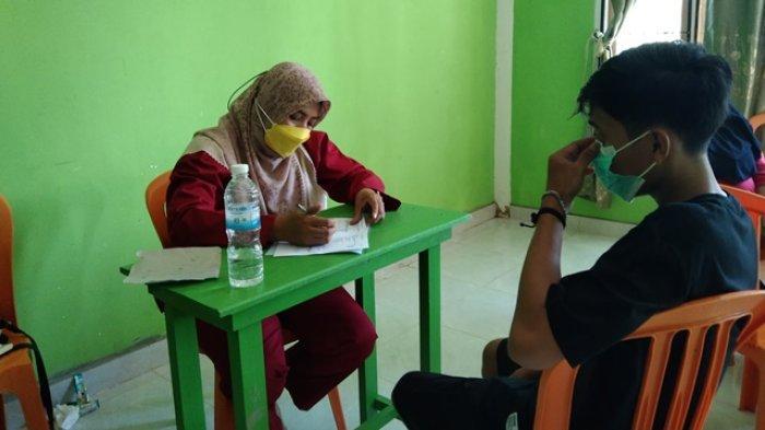 Sebanyak 184 Dosis Vaksin Covid-19 Telah Disuntik ke Masyarakat Desa Tuo Ilir