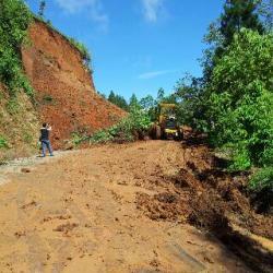 Kerinci Petakan Daerah Rawan Bencana, Ada di 10 Kecamatan, Tiga Daerah Rawan Longsor