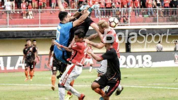 Hasil Sementara Piala Presiden 2018 - Lima Klub Dipastikan Tersingkir