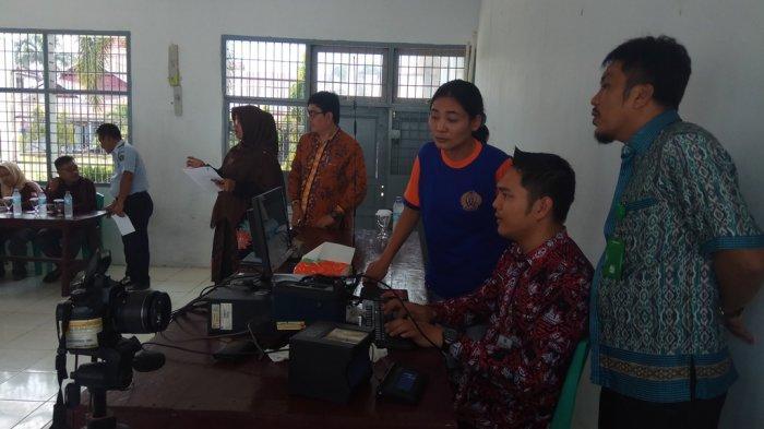 Jelang Pemilu, Dukcapil Tebo Datangi Warga Binaan yang Tak Punya e-KTP
