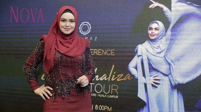 Jelang Konser Tunggal Siti Nurhaliza - Rela Bersepeda 30 KM, Perjalanan Karir hingga Tiket Konser