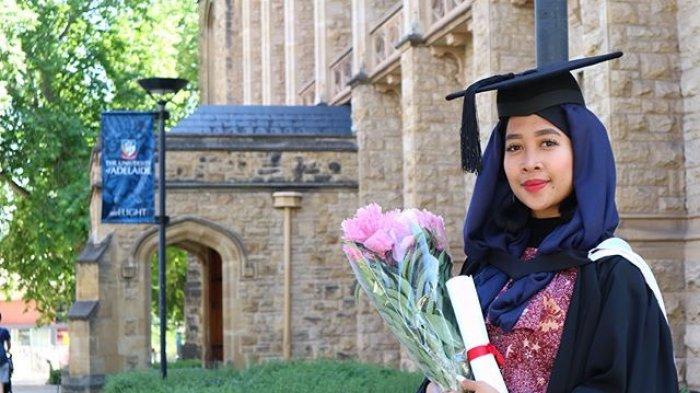 Kisah Unik Alumni Unja yang Kuliah S2 di Australia; Berpuasa Hanya 10 Jam