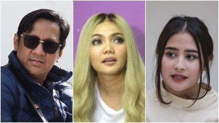 Dialog Andre Taulany dan Rina Nose Soal Latuconsina yang Berujung Laporan Pencemaran Nama Baik