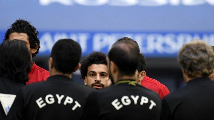 Jelang Laga Mesir Vs Rusia, Ini 5 Hal Tentang Timnas Mesir