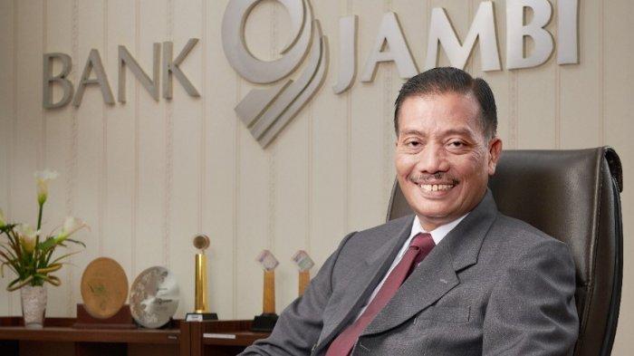 Dirut Bank Jambi Yunsak El Halcon: Mimpi Besar Wujudkan News Digital Brands