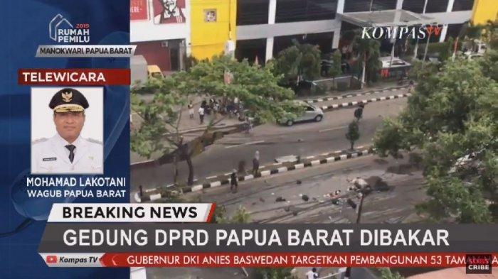 Insiden Persekusi di Surabaya Picu Kerusuhan Manokwari, Gubernur Jatim Minta Maaf ke Gubernur Papua