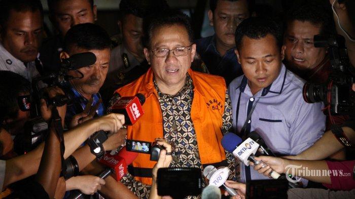 Irman Gusman tak Rela Kehilangan Kursi Ketua DPD