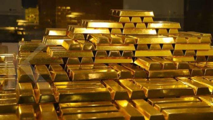 Harga Emas Antam dan UBS Jumat 9 Oktober 2020 Di Pegadaian Siang Ini