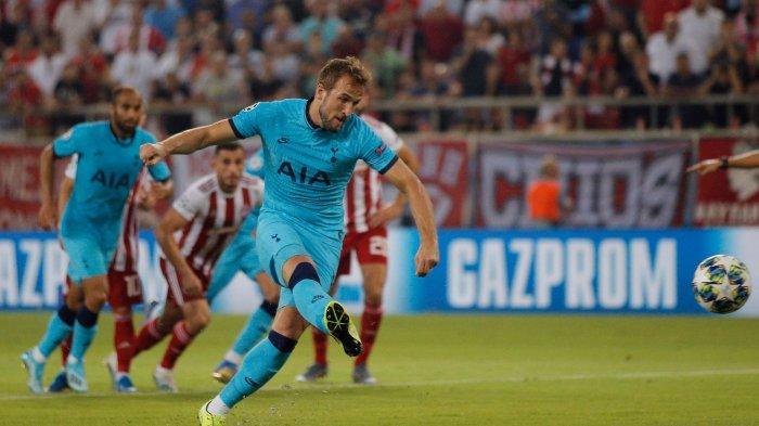 Hasil Liga Champions Tadi Malam - Tottenham Hotspur Seri, Manc City Melenggang, Real Madrid Gagal