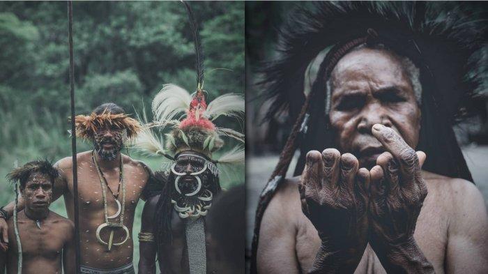 Mengenal Tradisi Iki Palek, Tradisi Potong Jari Suku Dani 'Ungkapan Rasa Kehilangan'