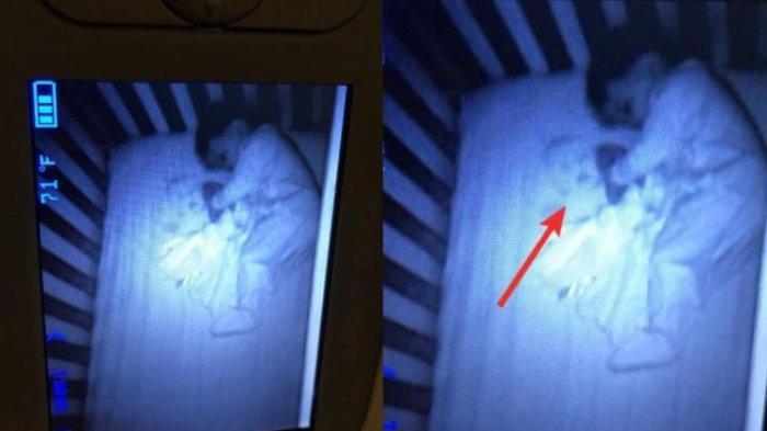 MERINDING Tengah Malam, Ibu Lihat Anaknya Tidur dengan 'Bocah Hantu', Saat Pagi Dicek Ternyata Ulah