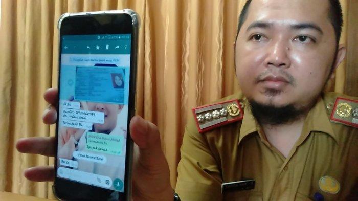BREAKING NEWS Nama Kabid BKPSDM Tanjabtim Dicatut Oknum, Minta Uang untuk Syarat Lolos CPNS