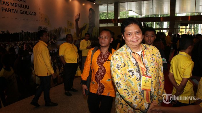 Bongkar Strategi Jokowi, Ketum Golkar Airlangga Hartanto Sebut Prabowo Tak Punya Rencana Strategis.