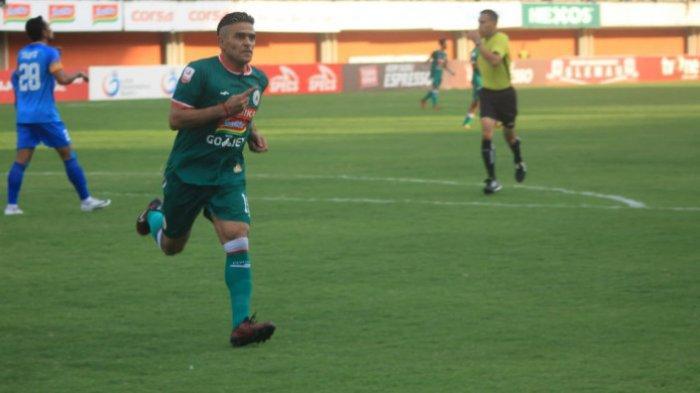 Gara-gara Masalah Ini, Cristian Gonzales Hengkang dari PSS Sleman dan Bergabung ke Bogor FC