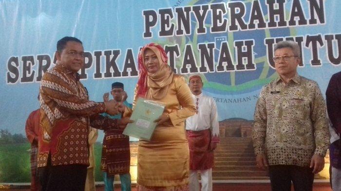 Dirjen Land Reform: Sertifikat Tanah Jangan Digadaikan untuk Nikah