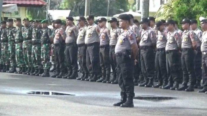 Operasi Lilin, Polres Tebo Siapkan 128 Personel untuk Pengamanan
