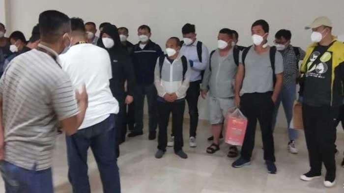 Imigrasi Ngaku Tidak Tahu 20 TKA dari China Masuk Indonesia Saat PPKM Darurat Jawa Bali Diberlakukan
