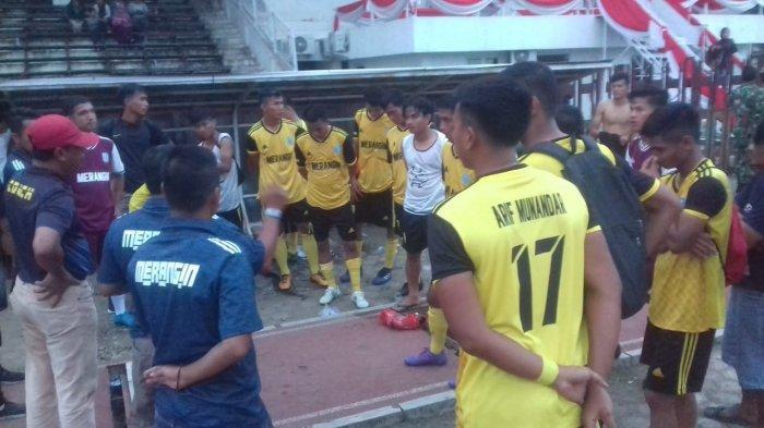 Merangin Vs Kota Jambi Berebut Tiket Final Gubernur Cup 2020, Pemain Liga I Jadi Andalan