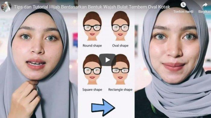 Topik Tips Dan Trik Tutorial Hijab Untuk Wajah Bulat Tembem Tribun Jambi