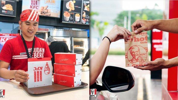 Lowongan Kerja KFC Indonesia - Rekrut Lulusan SMA SMK, Perhatikan Penempatan & Penutupan Penerimaan
