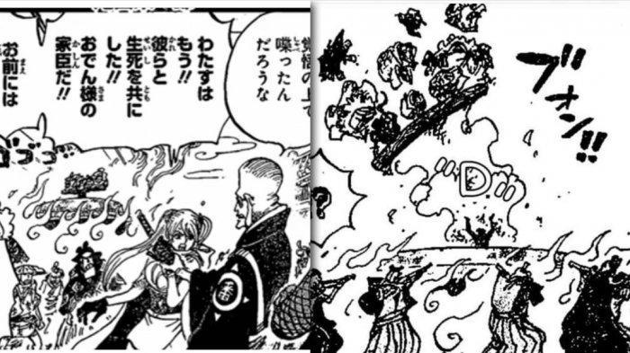 Kumpulan Foto Spoiler One Piece Chapter 972 - Orochi Ingkar Janji, Oden Dieksekusi One Piece Kembali
