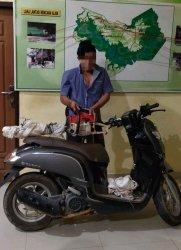 Pria di Bungo Curi Motor dan Titipkan di Rumah Keluarganya, Sempat Buron