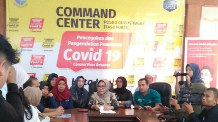 Status Zona Merah Kota Jambi Jadi Perdebatan, Kadinkes:Saya Akan Minta Klarifikasi ke Dinkes Povinsi
