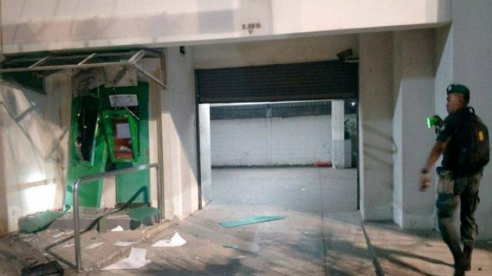 Teror Bergeser ke Thailad? 20 Bom Meledak di Wilayah Selatan Sasar Mesin ATM