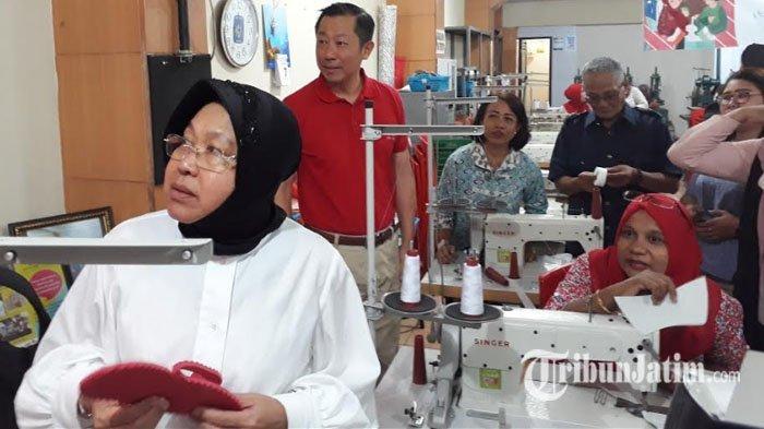 Digugat Warga Eks Dolly Rp 270 Miliar, Ini Jawaban Tegas Wali Kota Surabaya Tri Rismaharini