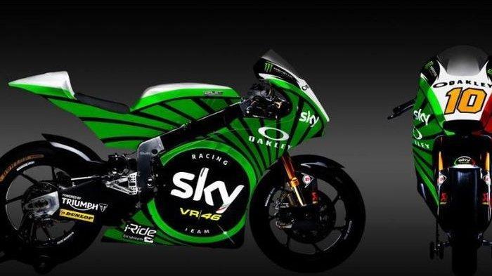 Tim Valentino Rossi Ikut MotoGP 2022 dengan Motor Ducati, Sponsornya Pangeran Arab Saudi