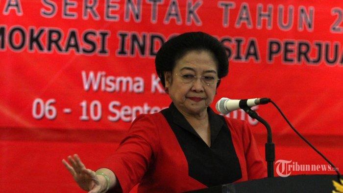 Cara Tak Biasa Megawati Blak-Blakan Minta Jatah Menteri ke Jokowi, Tiru Gaya Presiden Sampe Begini