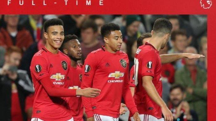 Hasil Liga Europa - Manchester United 1-0 Astana, 3 Pemain Belasan Tahun Beraksi