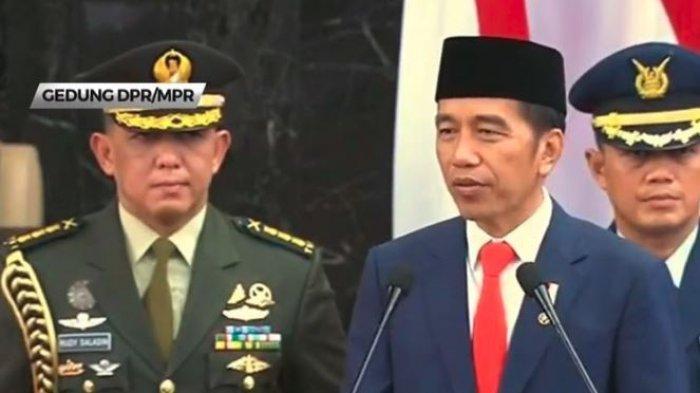 Pengakuan Presiden Jokowi ke Relawan, Ada Menteri Kabinet Baru dari Partai Gerindra, Siapa Dia?