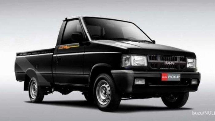 Harga Mobil Bekas Mobil Pikap - Daihatsu Gran Max, Izusu Panther, Toyota Kijang