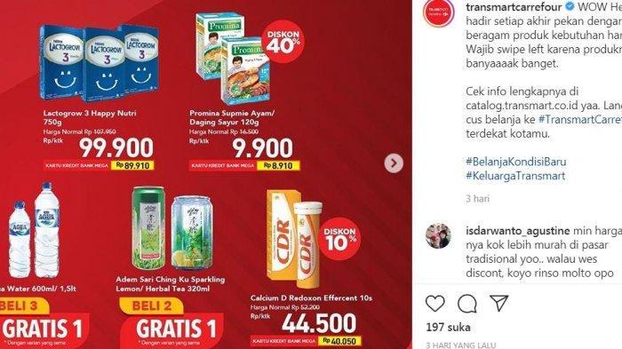 Promo WOW Hemat 5 Hari