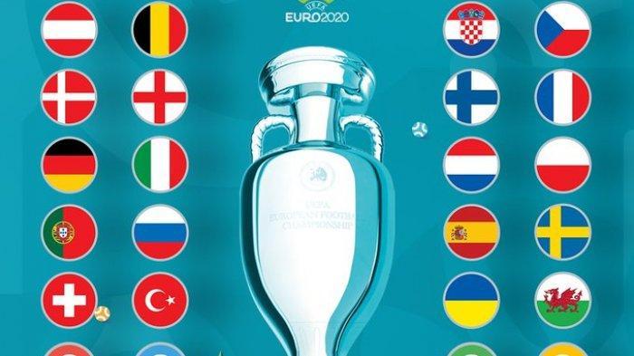 20 Negara yang Lolos Euro 2020, Jadwal Undian Play-off dan Final, Mulai Laga Juni 2020
