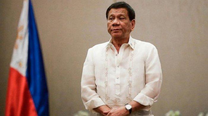 Presiden Filipina, Rodrigo Duterte (AFP)